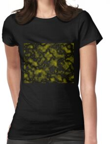 Bumble Bee Quartz iPhone / Samsung Galaxy Case Womens Fitted T-Shirt