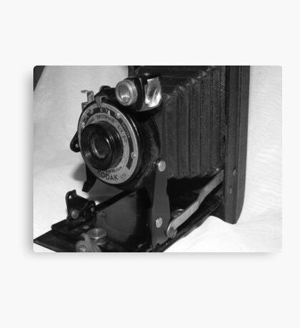 Old Brownie Camera Canvas Print