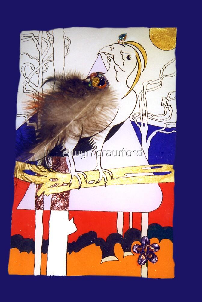 """""""I see"""" said Peacock precious ... by elwyn crawford"""