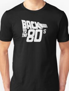 Back to the 80's,  Unisex T-Shirt