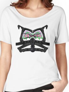 Skeletor Battle Damage Women's Relaxed Fit T-Shirt