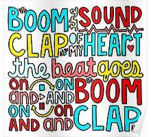 Boom Clap Poster