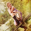 country girl by Rachels  Reflections