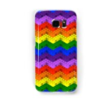Rainbow Bricks Samsung Galaxy Case/Skin