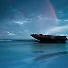 """Edge Of The Rainbow"" by Heather Thorning"