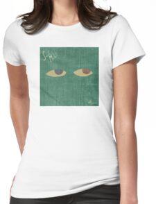 Saint Motel Voyeur Womens Fitted T-Shirt
