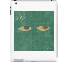 Saint Motel Voyeur iPad Case/Skin