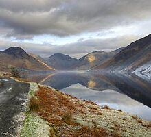 The Wasdale Road by Jamie  Green