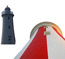 Differn't Prospective of the lighthouse by Scott  Newman