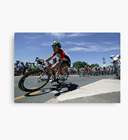 The tour downunder 14mm Canvas Print
