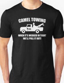 Camel Towing  Unisex T-Shirt