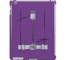 Hit Girl Frontal iPad Case/Skin