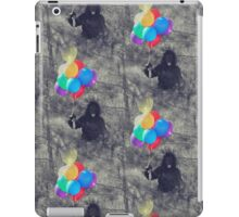 monkey balloons iPad Case/Skin
