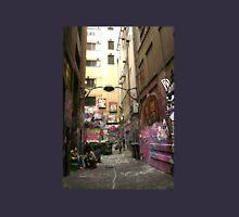 Graffiti lane, Melbourne Unisex T-Shirt