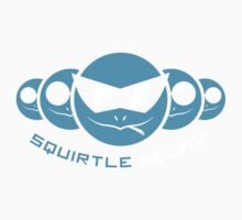 Squirtle Squad Kids Clothes