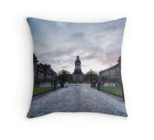 Trinity College, Dublin, Ireland Throw Pillow