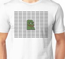 Memes - Pepe Unisex T-Shirt
