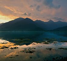 Scotland's Beautiful Landscape  by Stuart Blance