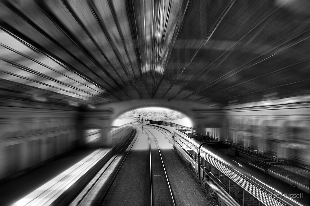 Relativity  by Vince Russell