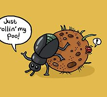 Dung Beetle by VenkmanProject