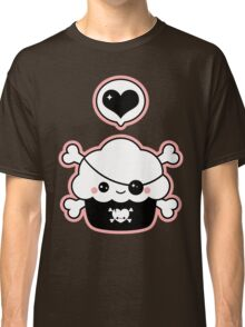 Cute Pirate Cupcake Classic T-Shirt