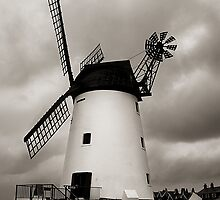 Lytham Windmill by AlisonGreenwood