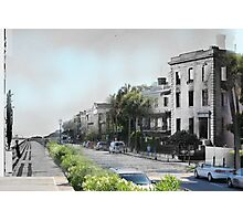 Charleston SC - East Battery Photographic Print