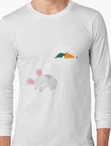 Sleeping Bunny Long Sleeve T-Shirt