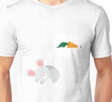 Sleeping Bunny Unisex T-Shirt