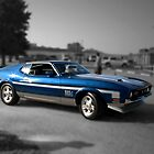 1972 Ford Mustang Mach I by TeeMack