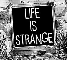 Strange Is Life by Sacredrite