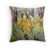 Lush Brush Throw Pillow