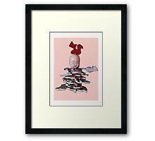 rooster, 2011 Framed Print