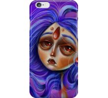 Spirit Gypsy :: Pop Surrealism Illustration iPhone Case/Skin