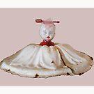 dress up doll, 2011 by Thelma Van Rensburg