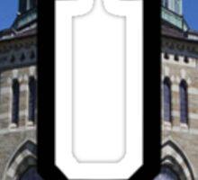 Union College Nott Memorial Sticker