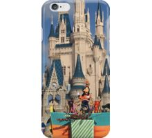 Goofy's Party With The Castle iPhone Case/Skin