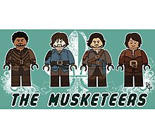 The Musketeers Photographic Print