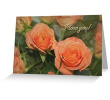 Out of a dozen - I love you! Greeting Card