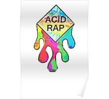 Acid Rap Acid Poster