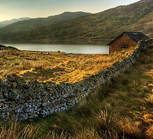Arklet Boathouse (2) by Karl Williams