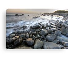 Mornings Glimmer Canvas Print