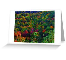 Awesome Autumn Greeting Card