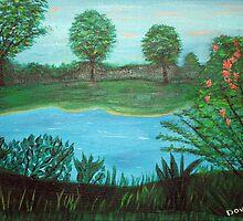 Clark Gardens by Connie Buckman - Doveva by CoastalCarolina