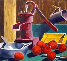 The Shed by Lawrence Nadeau by CoastalCarolina