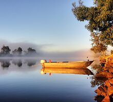 Tranquil Anchorage  by Bluesoul Photography