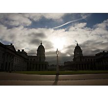 Greenwich University Photographic Print