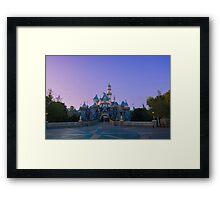 Lilac Beauty Framed Print