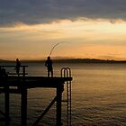 Evening Catch by Bluesoul Photography