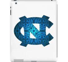 UNC Cool Blue Logo iPad Case/Skin
